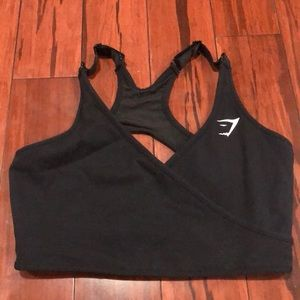 Gymshark sports bra size medium